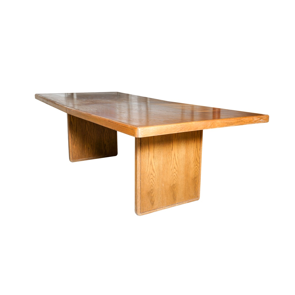 Oak Conference / Recreational Table