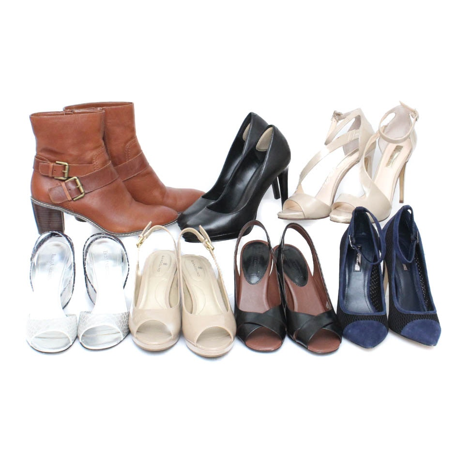 Anne Klein, Bandolino,  Enzo Angiolini and More Women's Dress Shoes and Boots