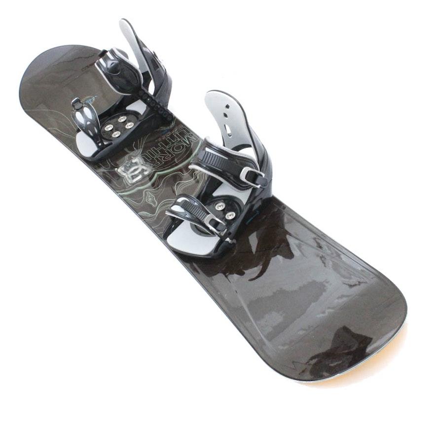 4392d254459 Morrow Lithium Snowboard   EBTH