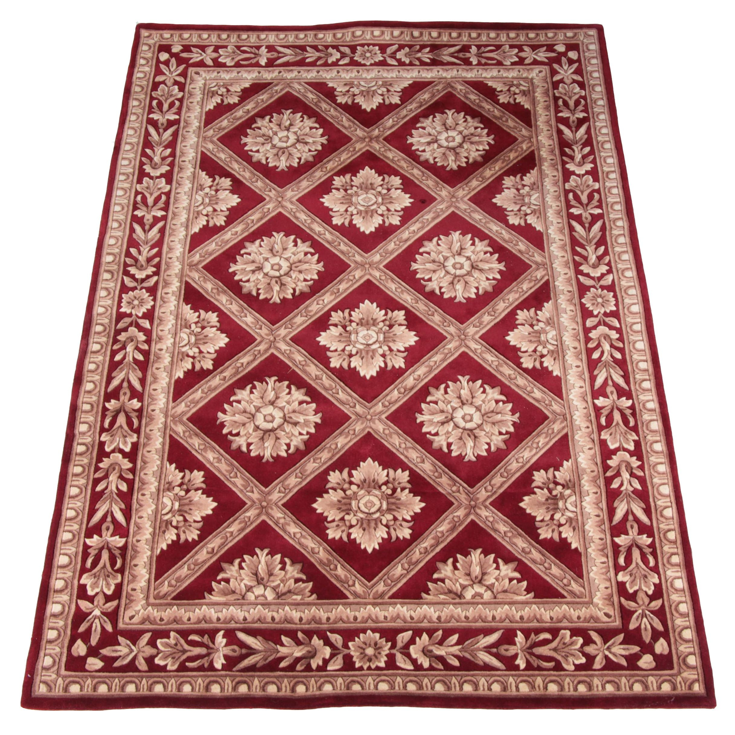 Chinese Tufted Area Rug