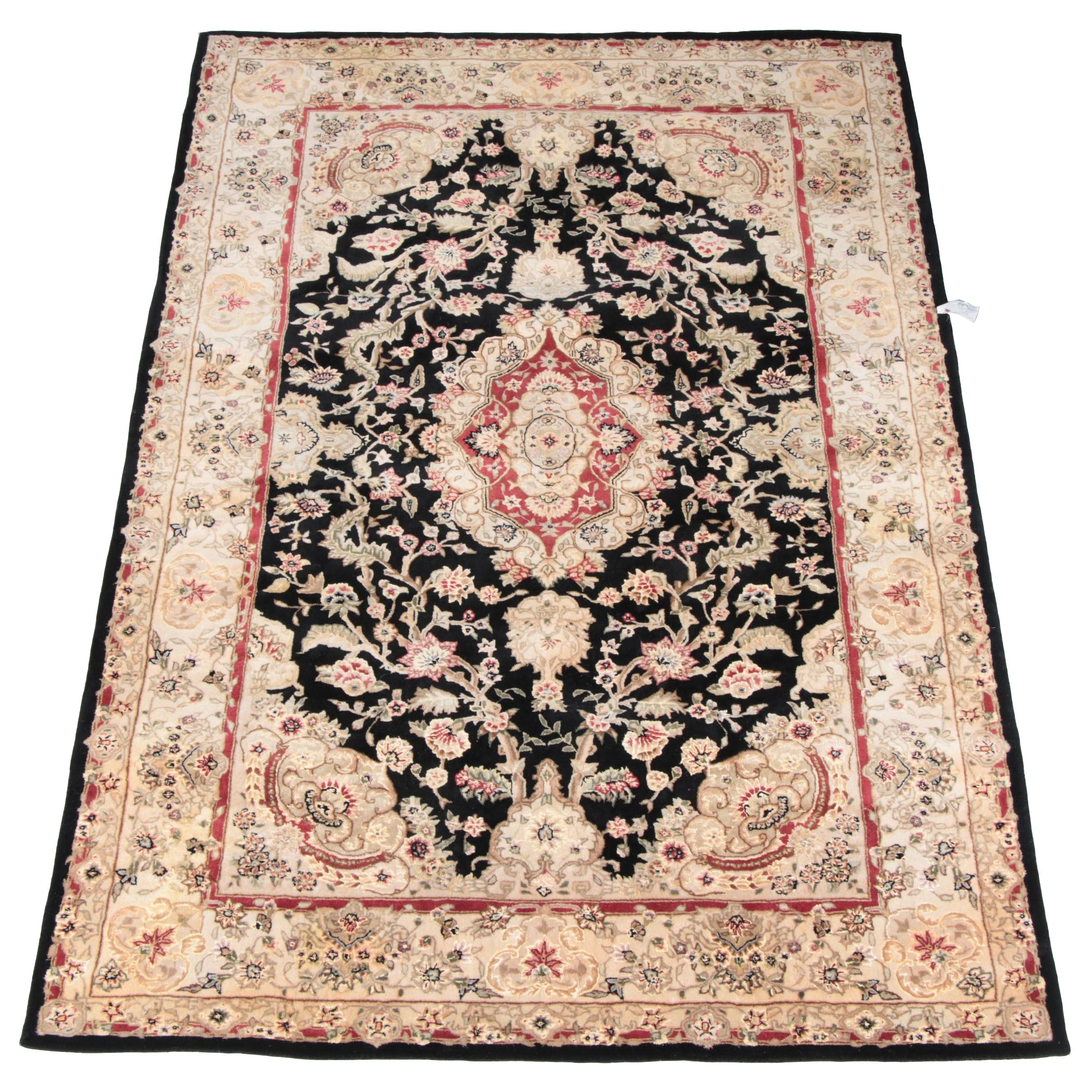 Tufted Persian-Style Area Rug