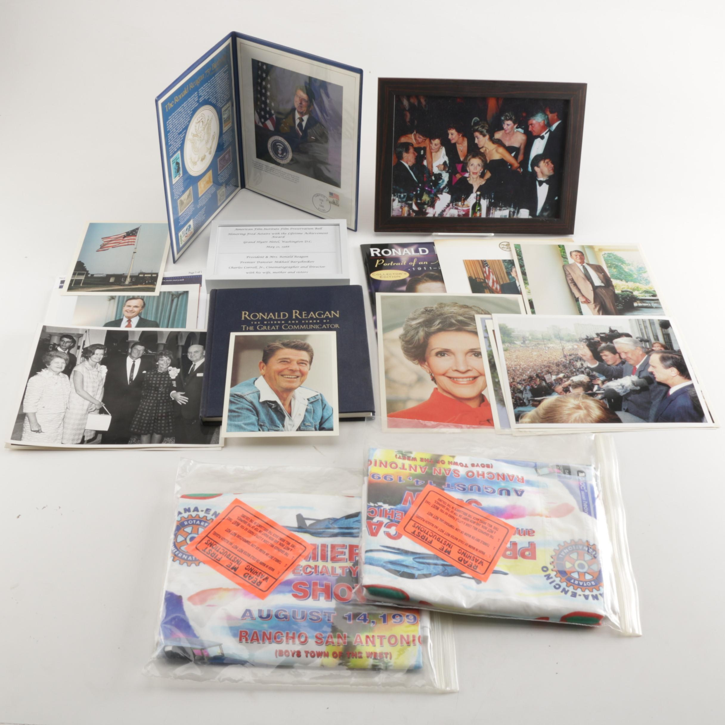 Ronald Reagan Memorabilia Collection