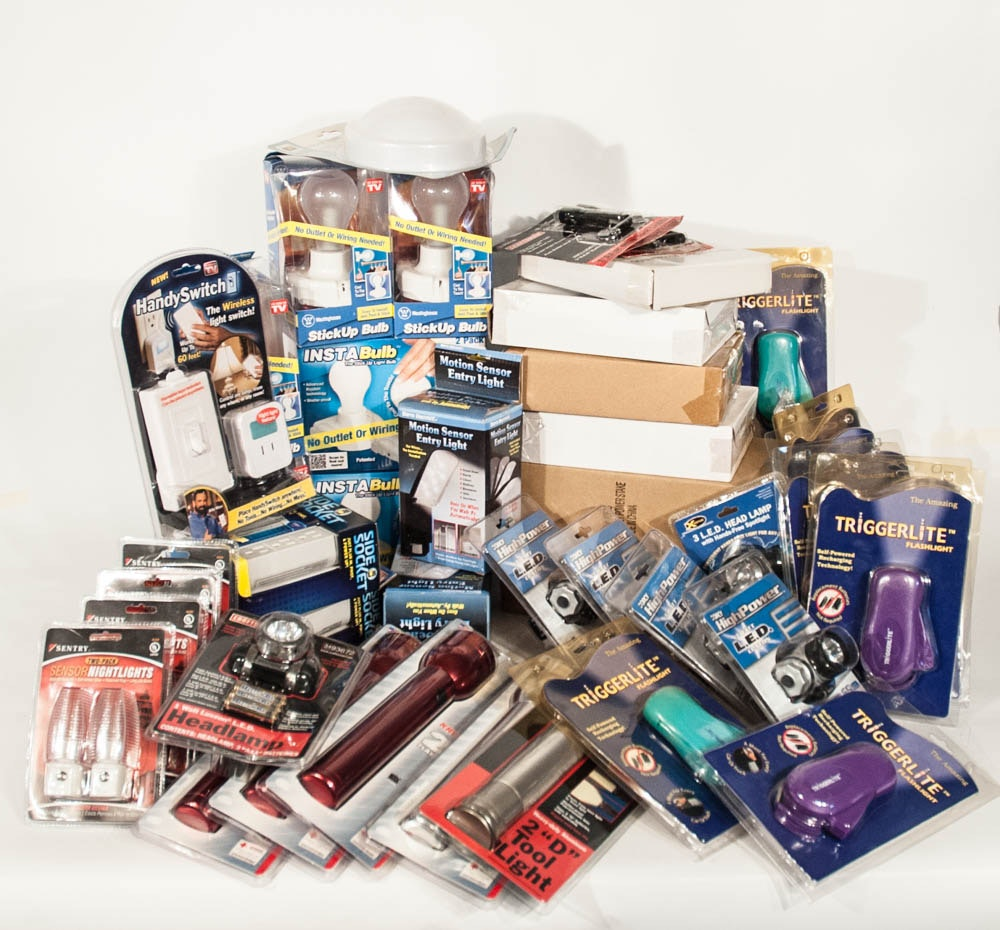 Miscellaneous Electrical and Lighting Products