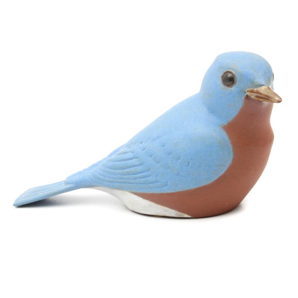 Nicodemus Ferro-Stone Blue Bird