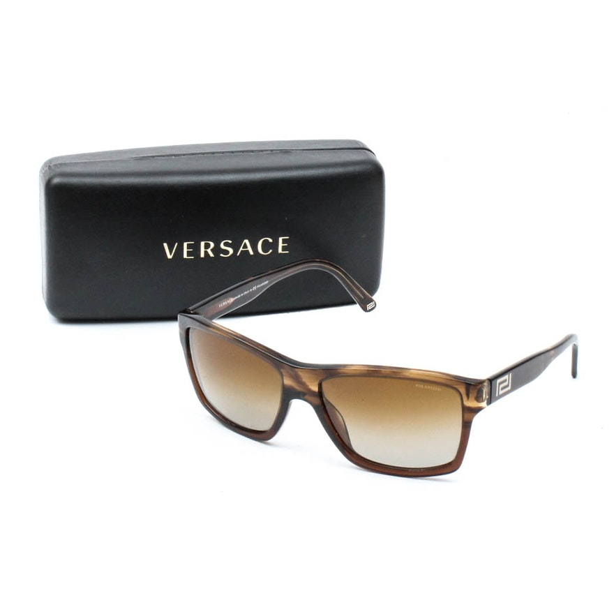 f1bcb13129 Versace Polarized Sunglasses   EBTH