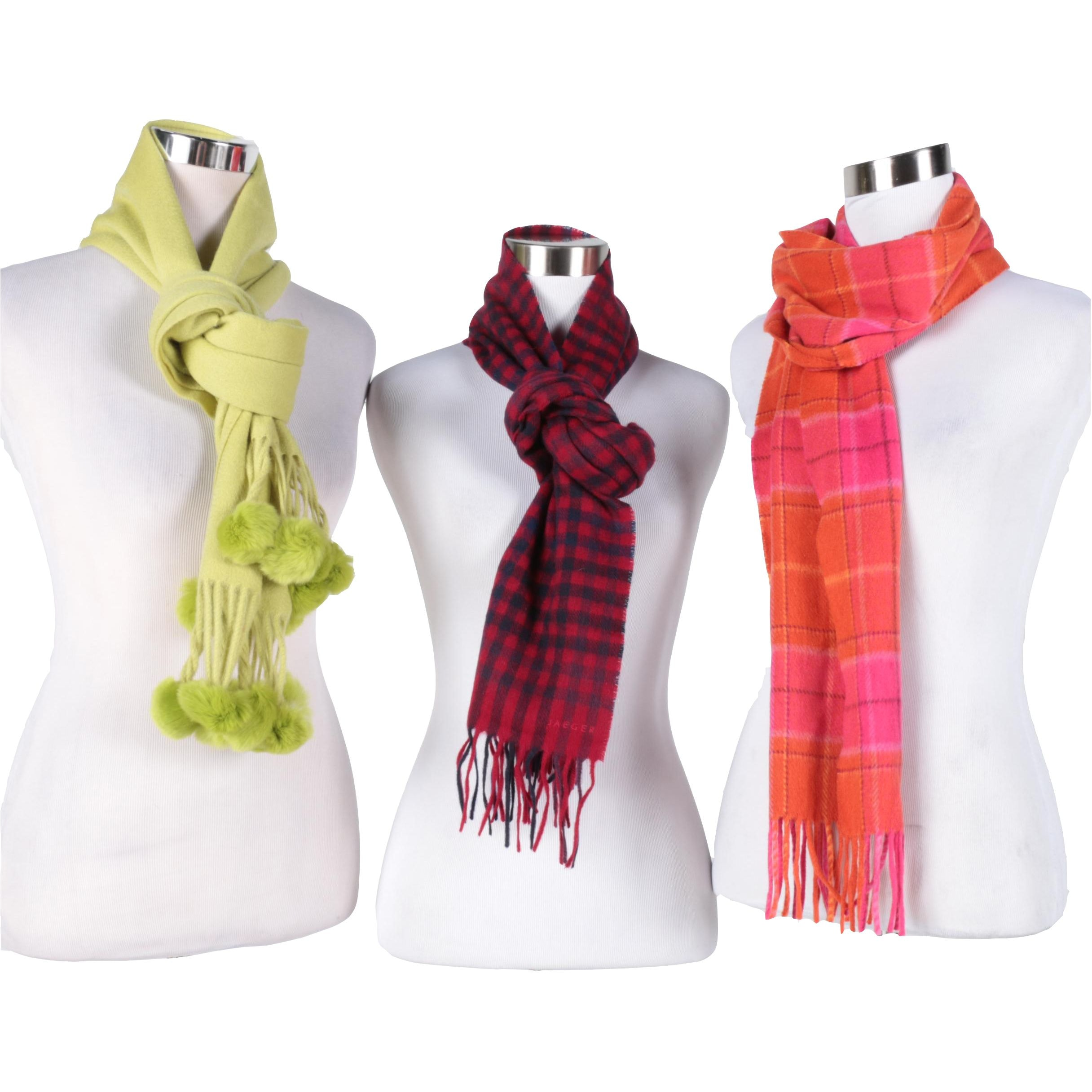 Warm Scarf Collection