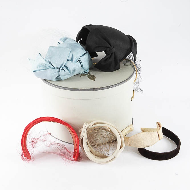 Women's Vintage Hats Including Betmar from Lord & Taylor