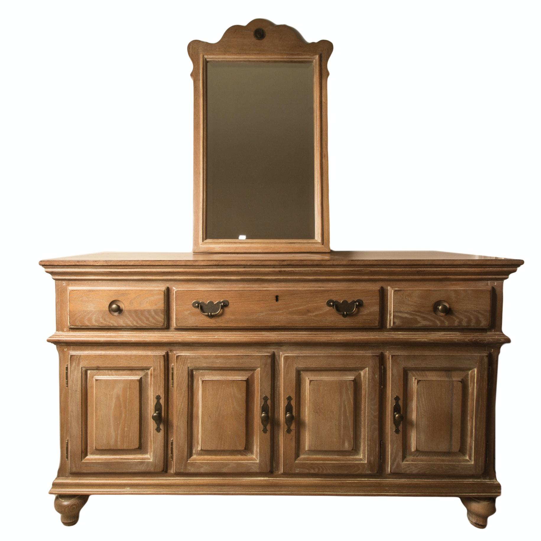 Ducks Unlimited Dresser with Mirror
