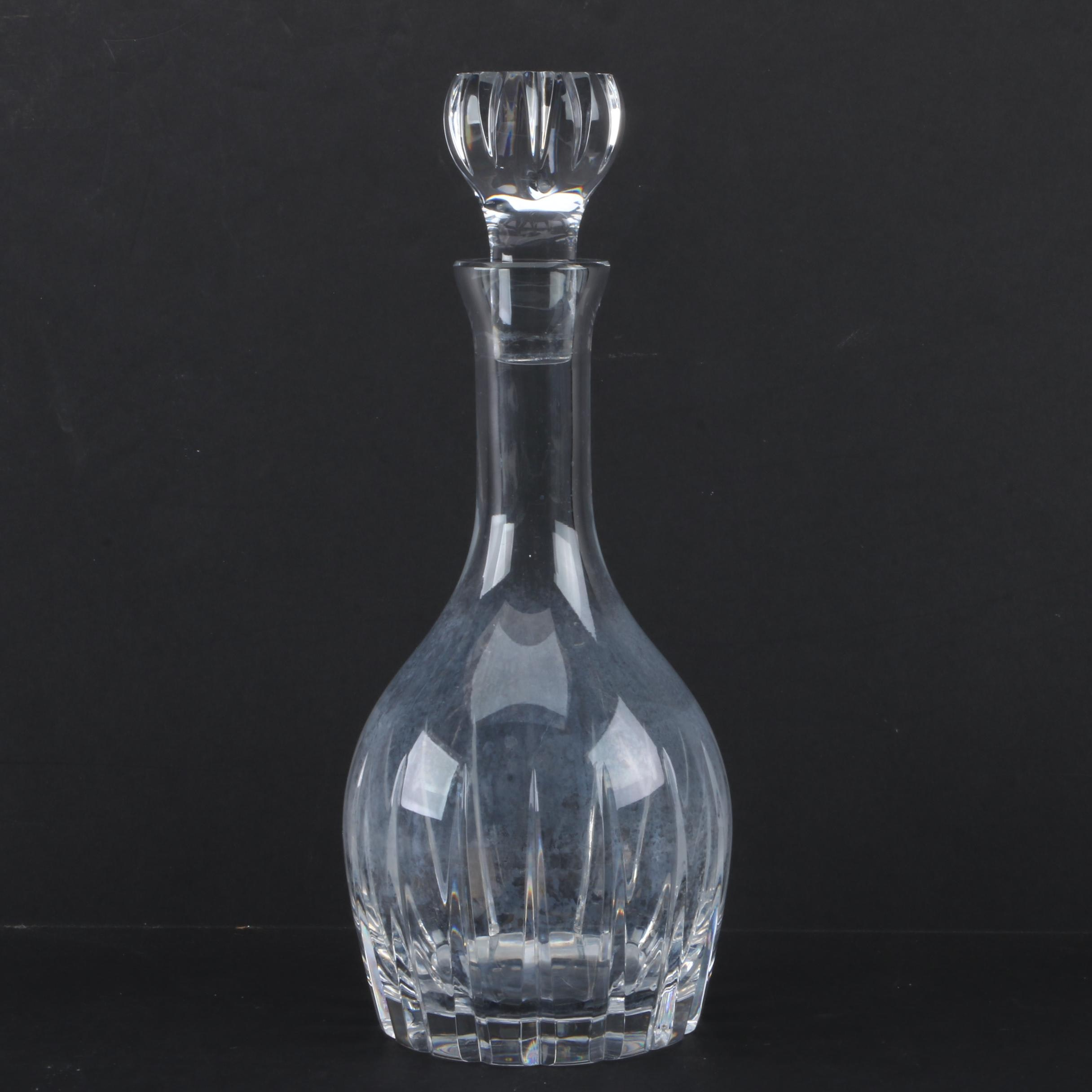 """Marquis by Waterford Crystal """"Omega"""" Decanter"""