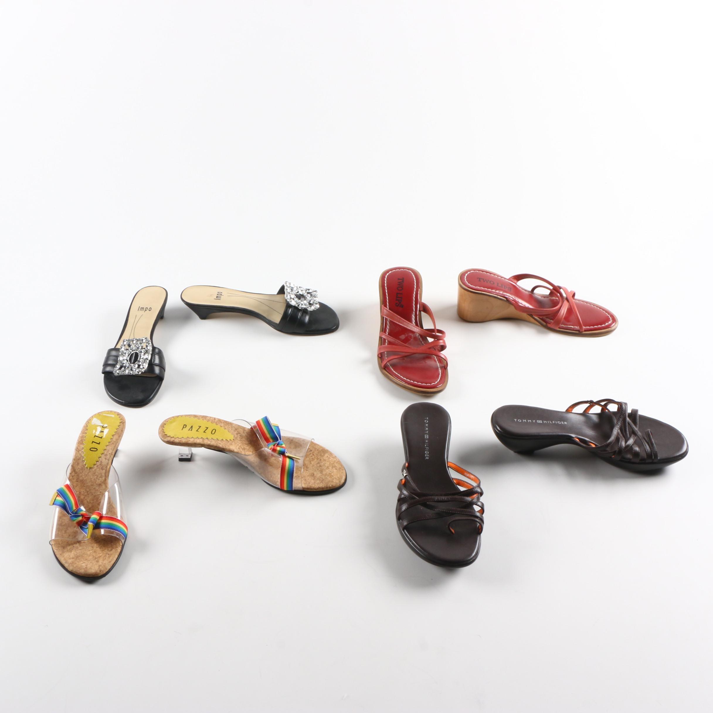 Assortment of Sandals