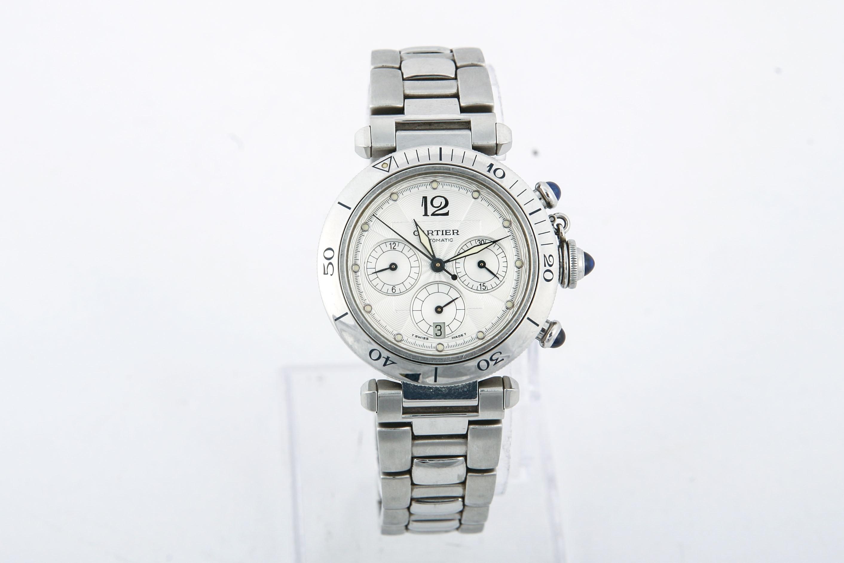Cartier Pasha Wristwatch