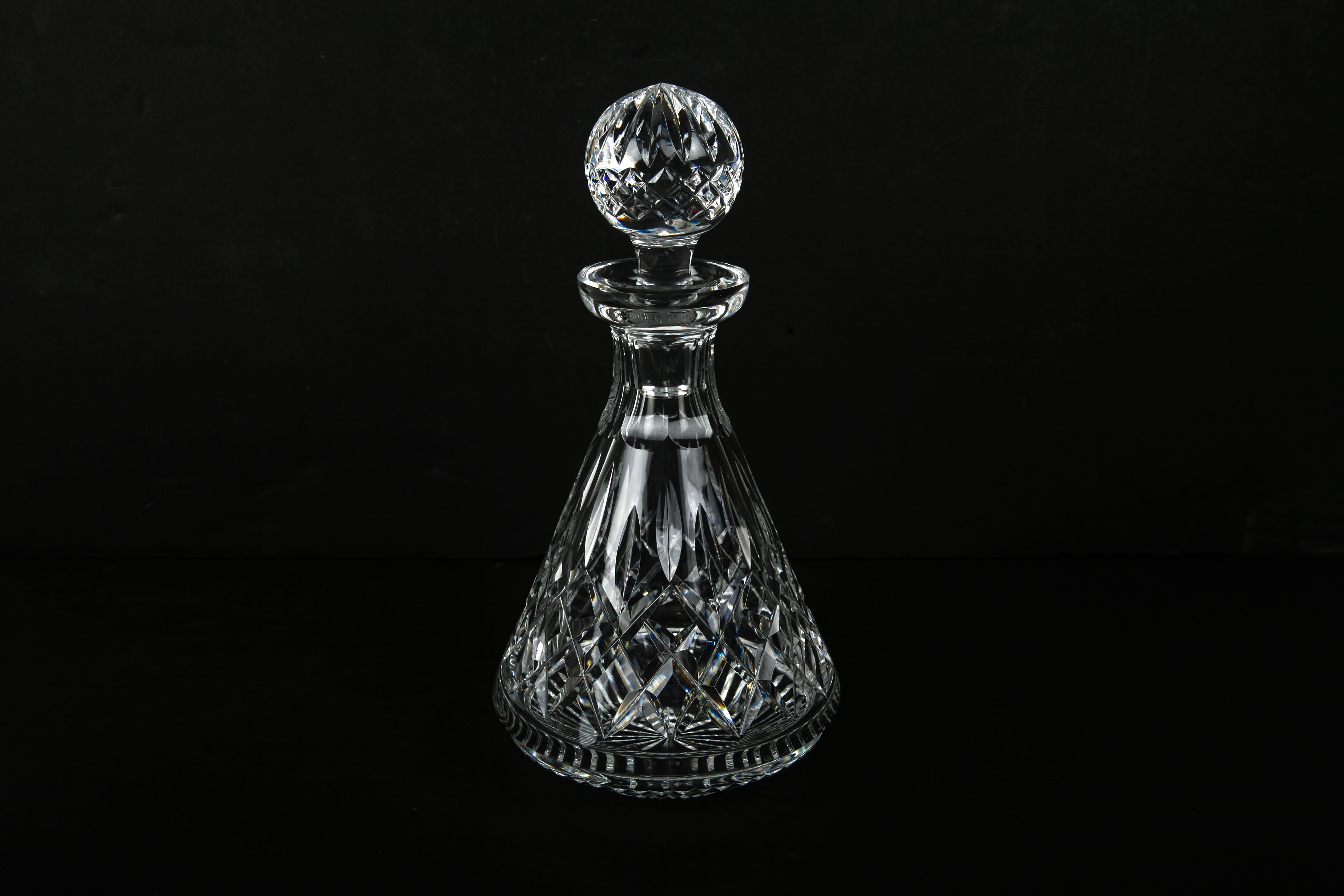 "Waterford Crystal ""Lismore"" Decanter"