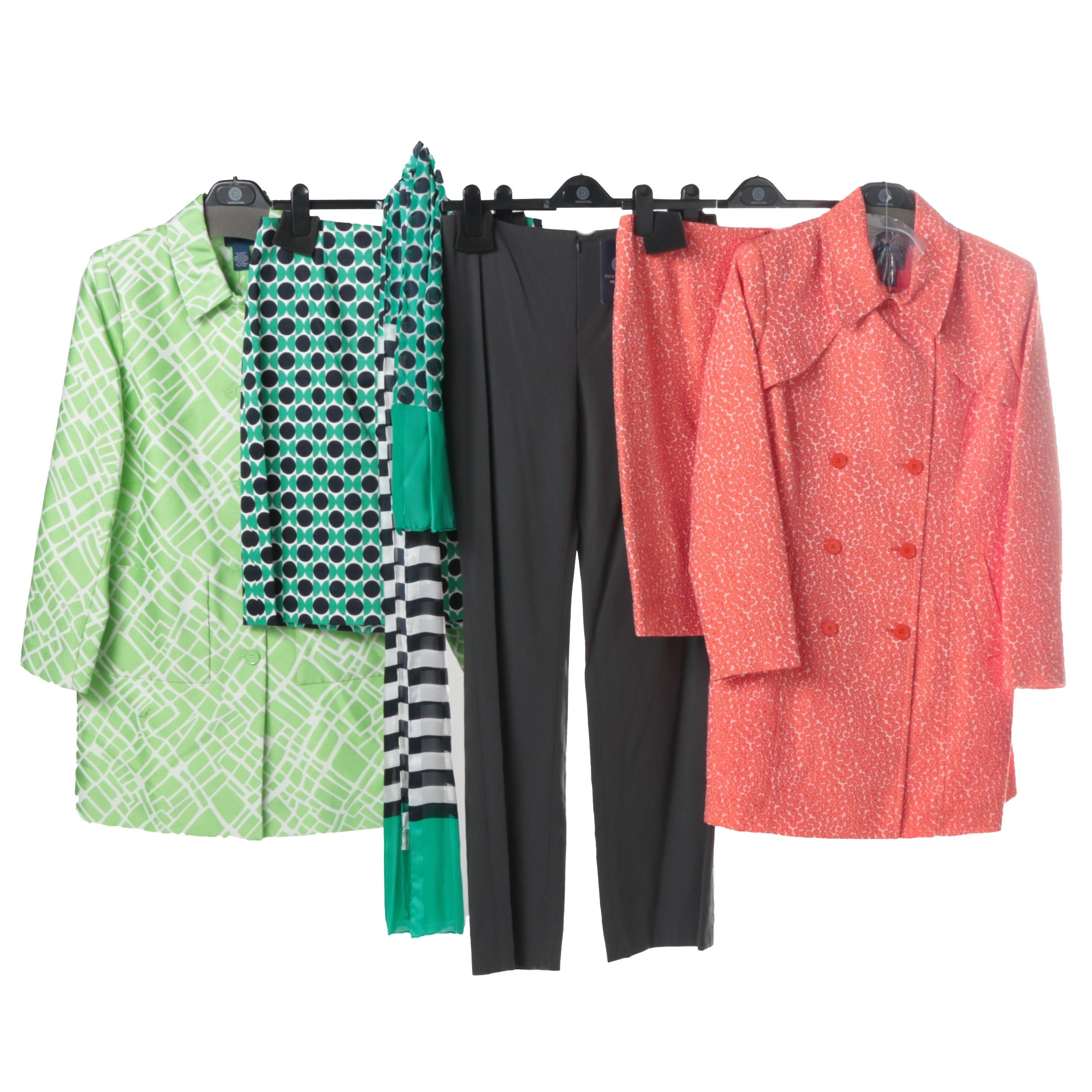 Women's Doncaster Suit and Separates