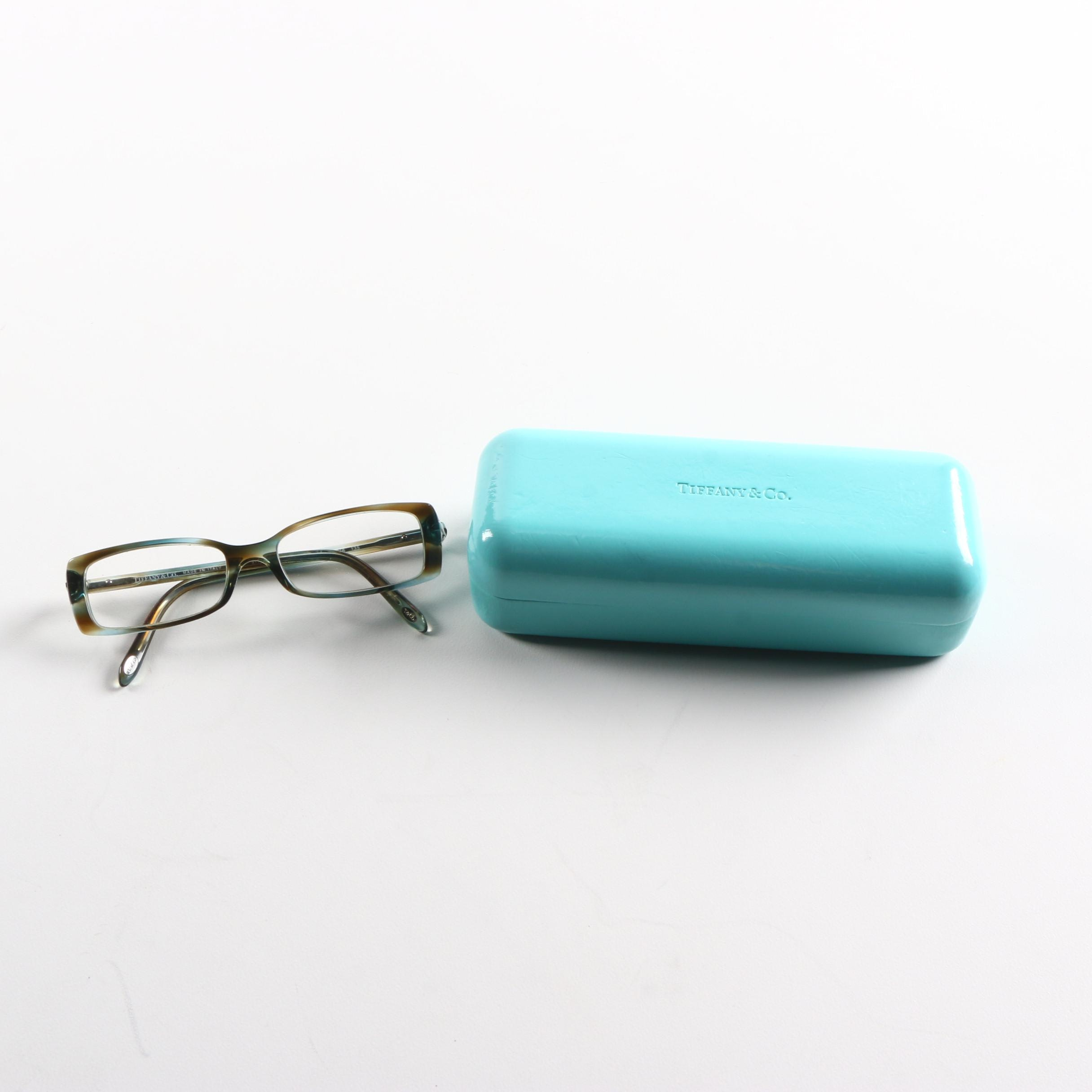 Women's Tiffany & Co. Eye Glasses with Case