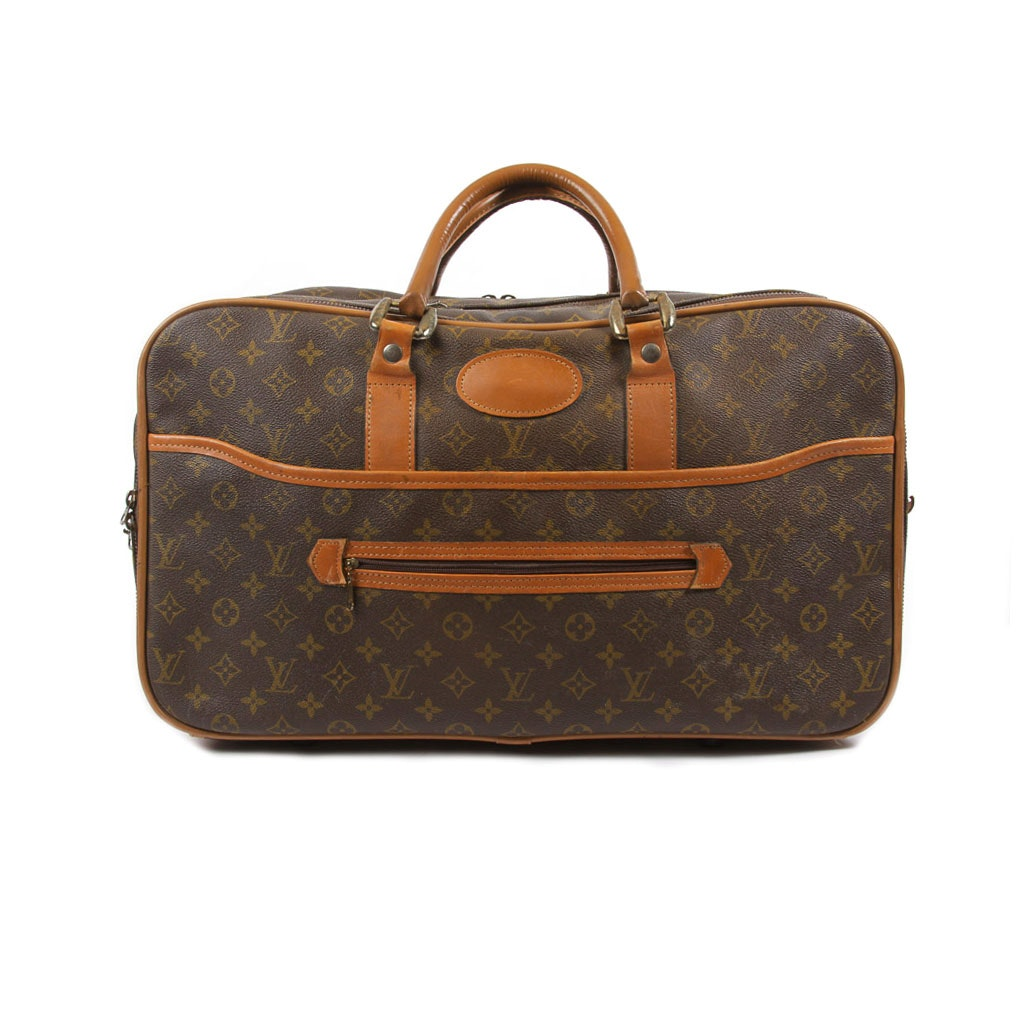 Louis Vuitton French Company Luggage Piece