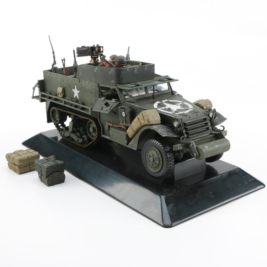 Ultimate Soldier XD M3A3 Halftrack Truck
