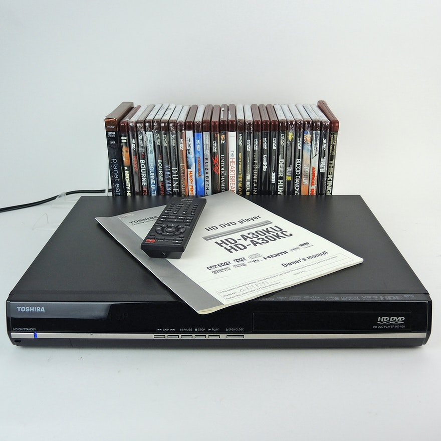 toshiba hd dvd player manual