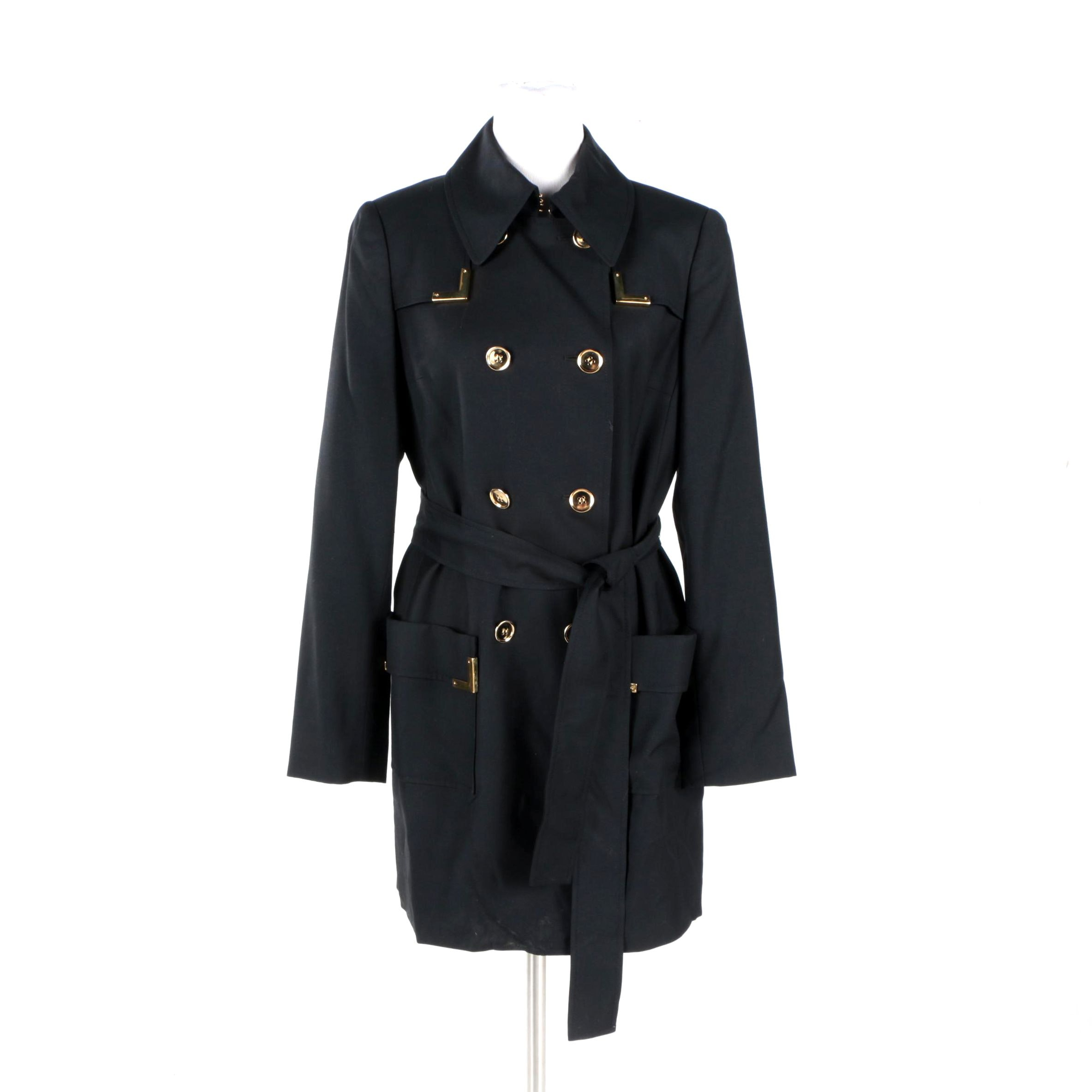 Carlisle Double Breasted Trench Coat