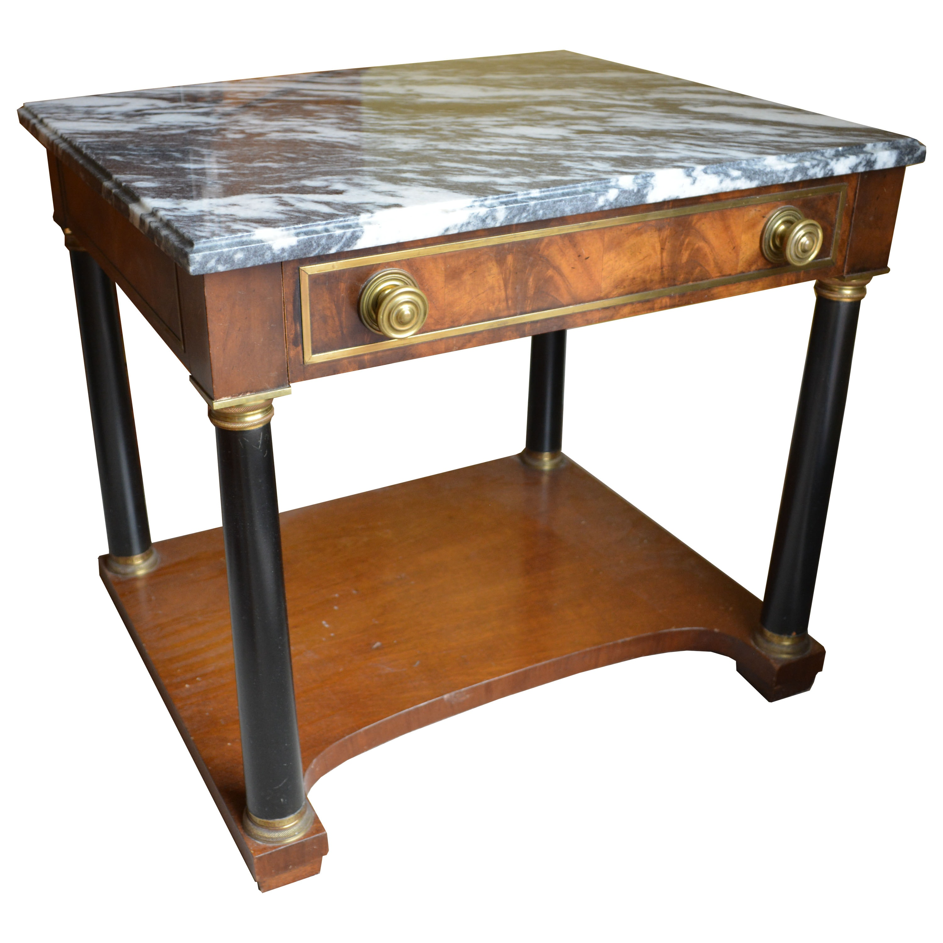 Empire Style Accent Table