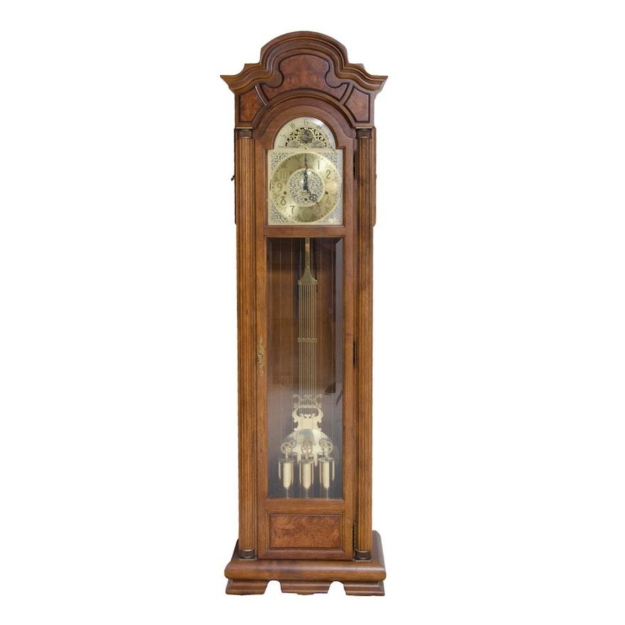 Hamilton Lancaster County Grandfather Clock Ebth