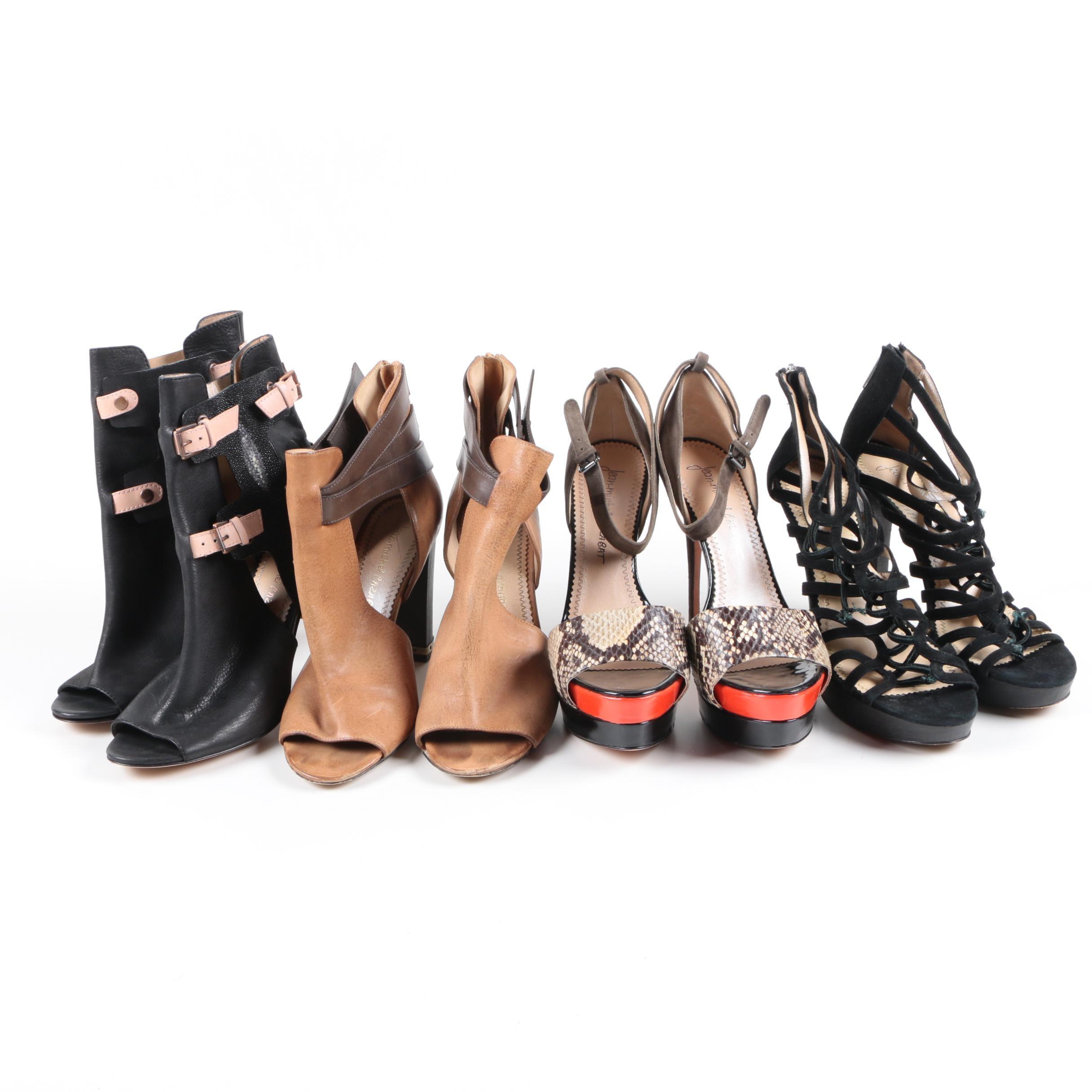 Women's Jean-Michel Cazabat Booties, Platform Pumps, and Sandals