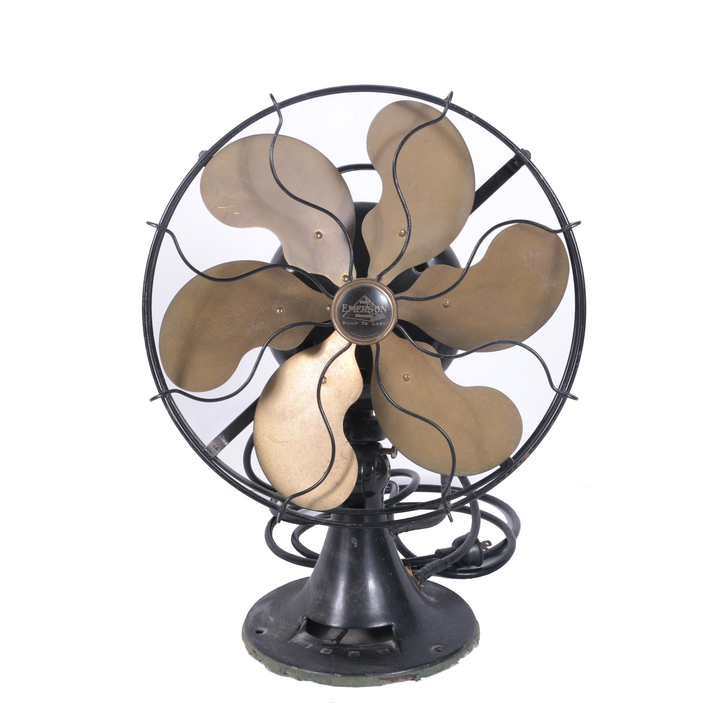 Vintage Emerson Fan