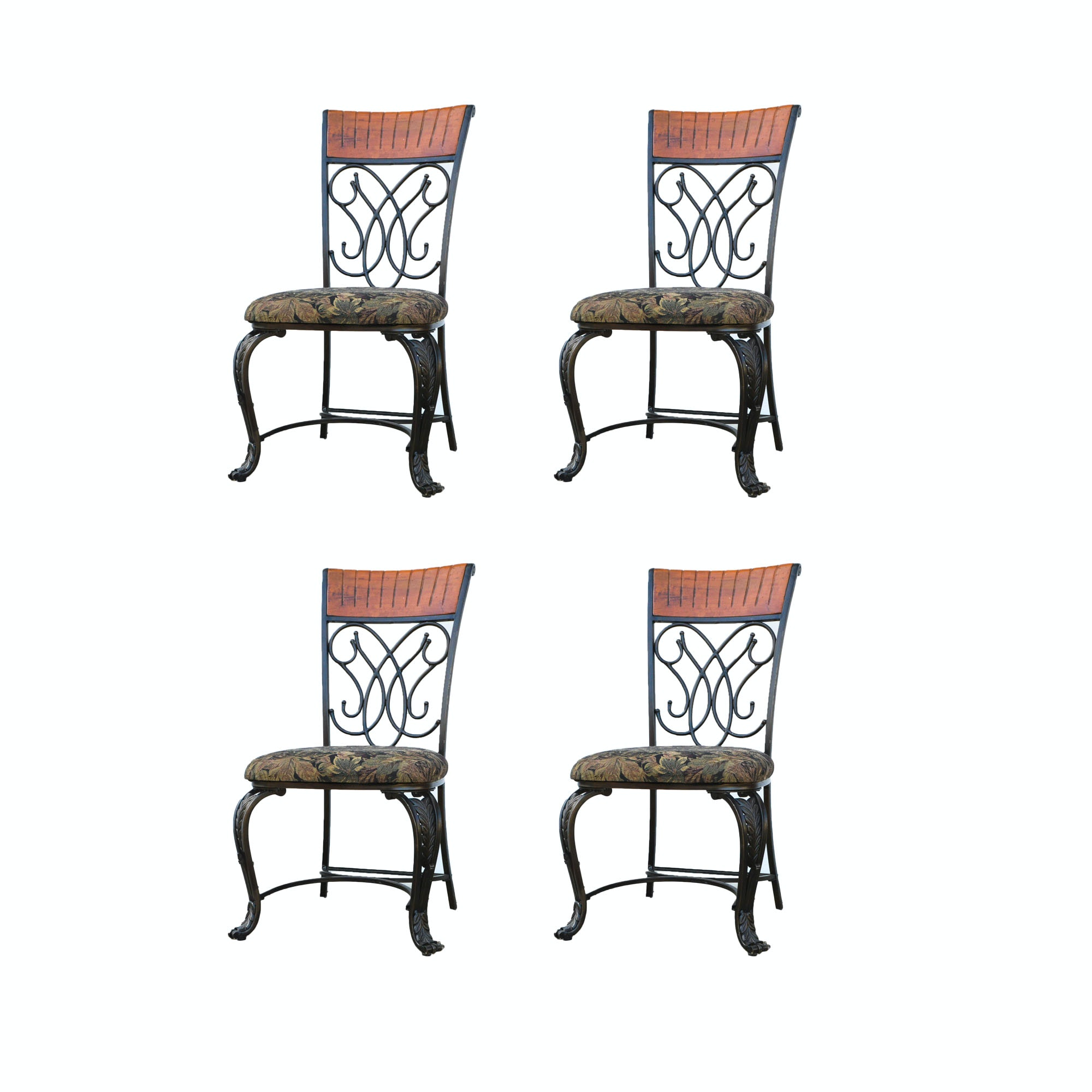 Set of Dining Chairs by Ashley Furniture