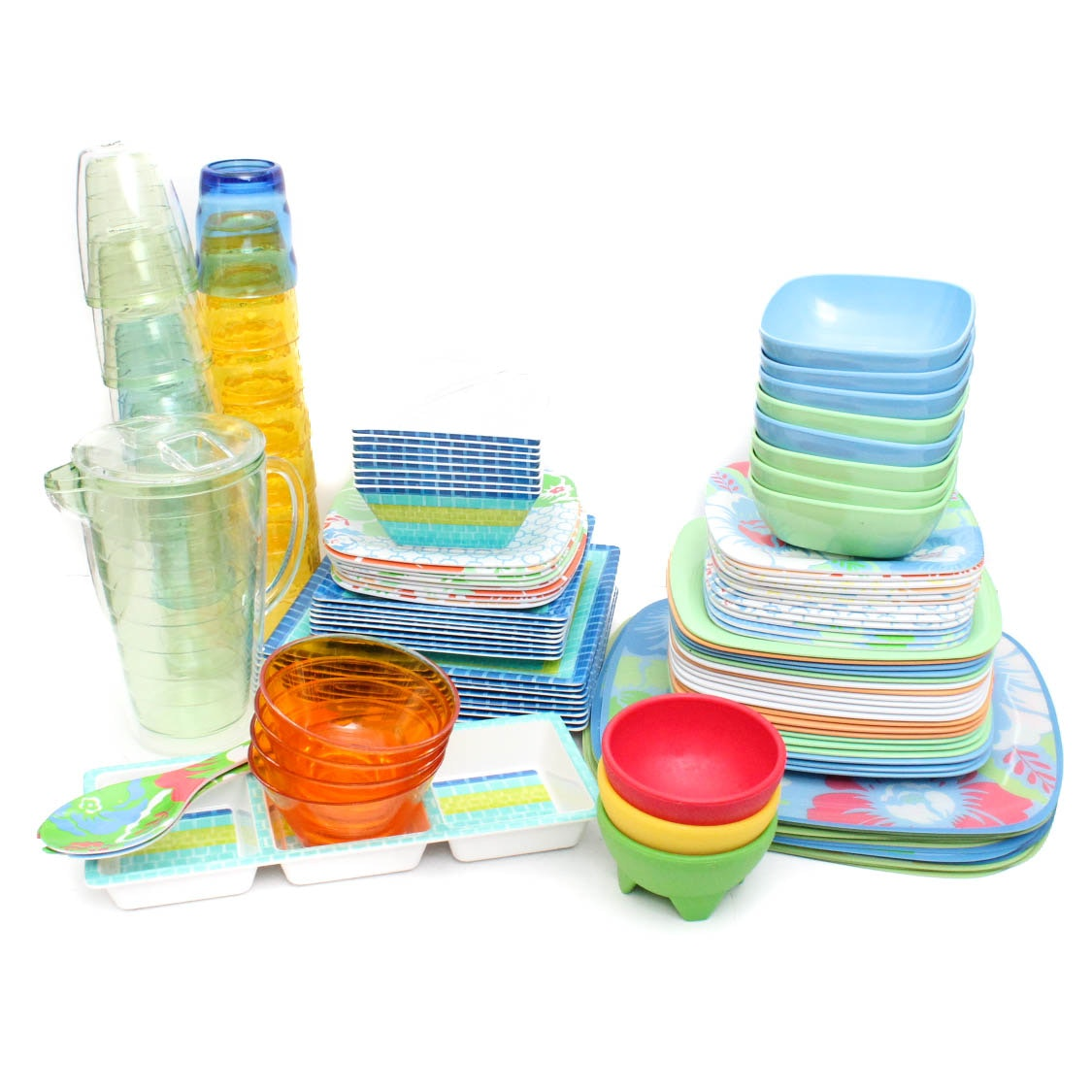 Frontgate Pool Party Kitchenware