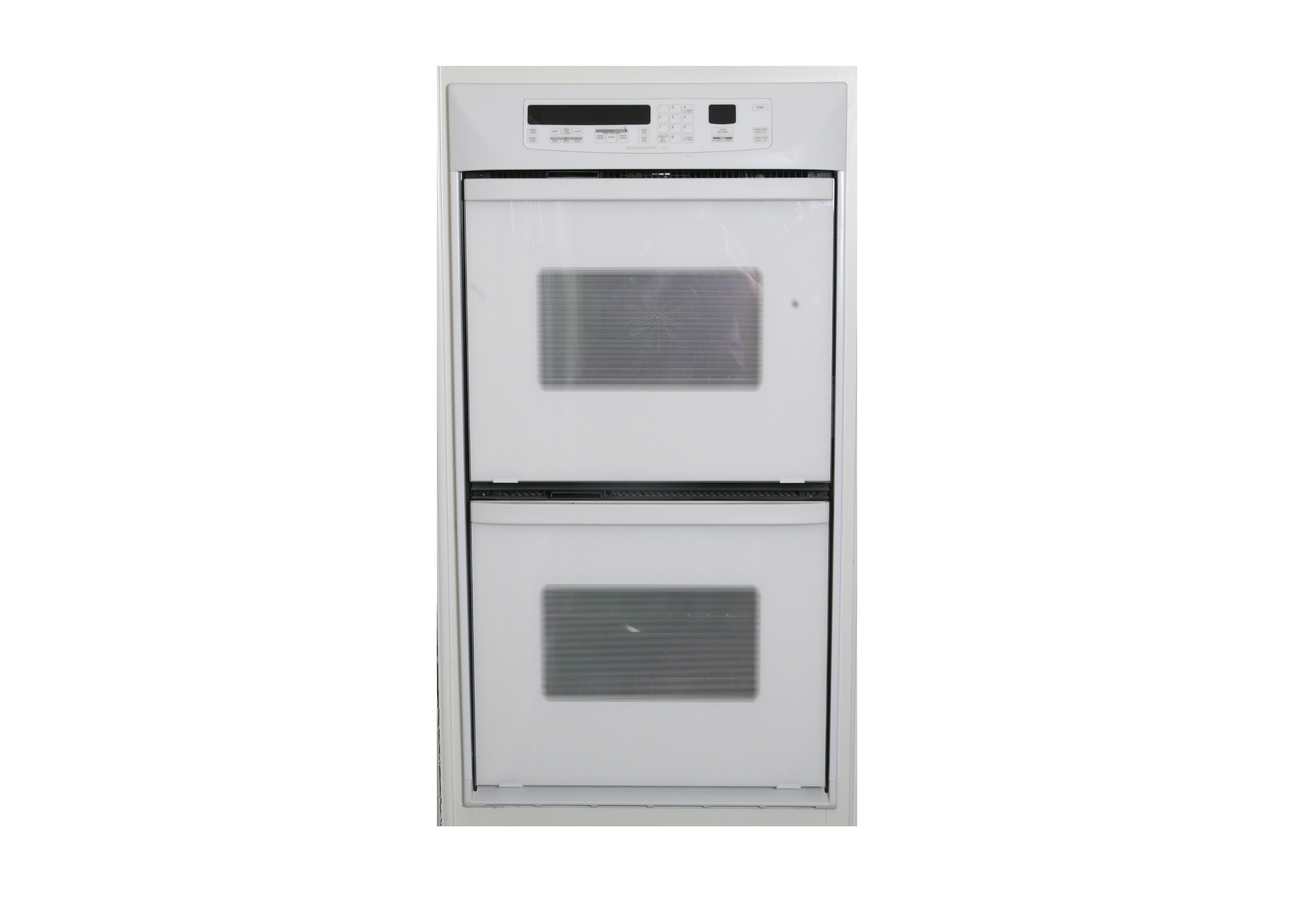 Kitchen Aid Superba Double Wall Oven With Convection Ebth