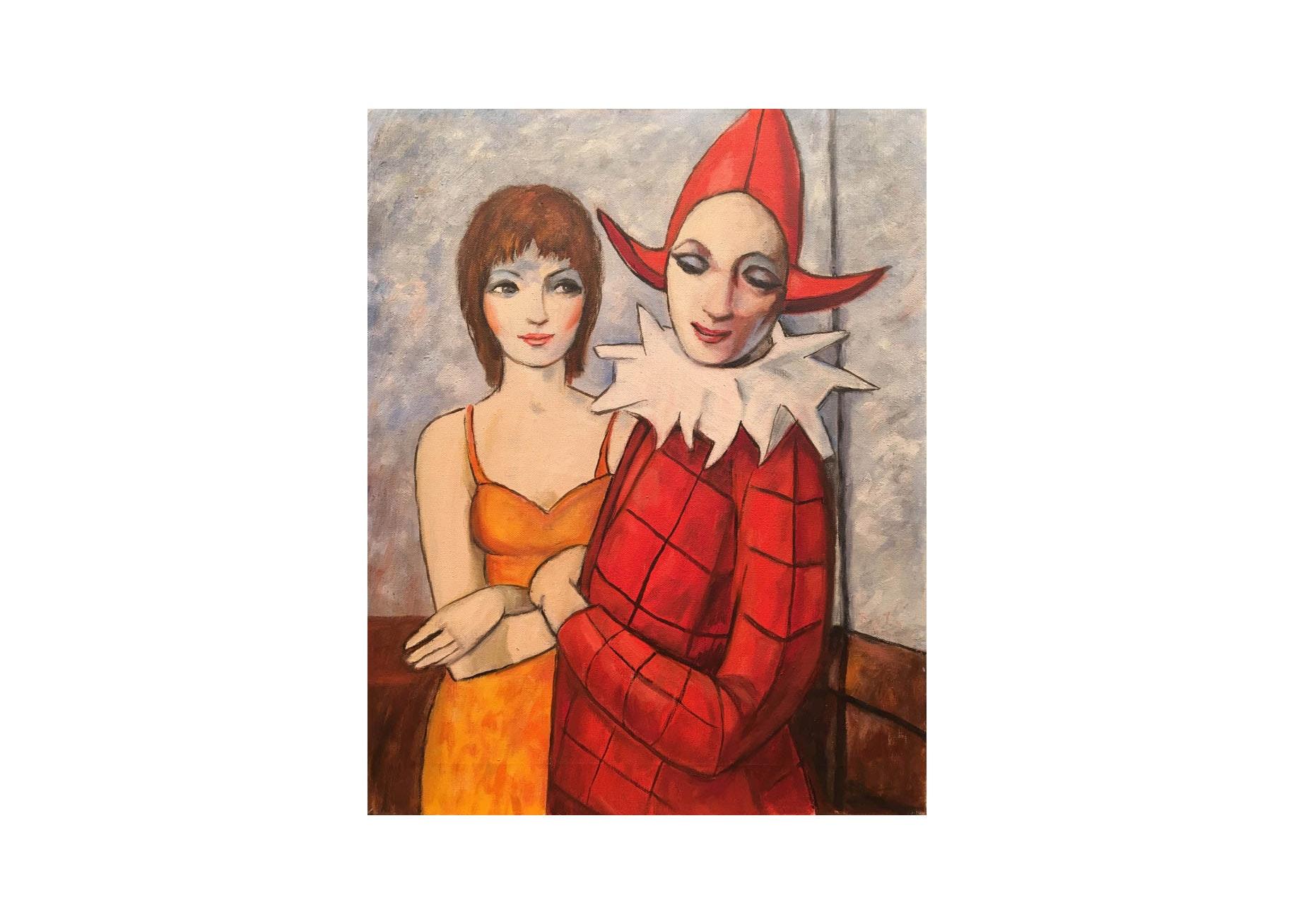 Harlequin Romance by Berty, 1970's