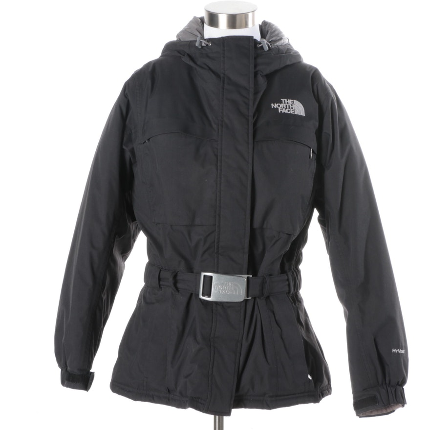Women s The North Face Winter Jacket with Goose Down Fill   EBTH c67eb934e1