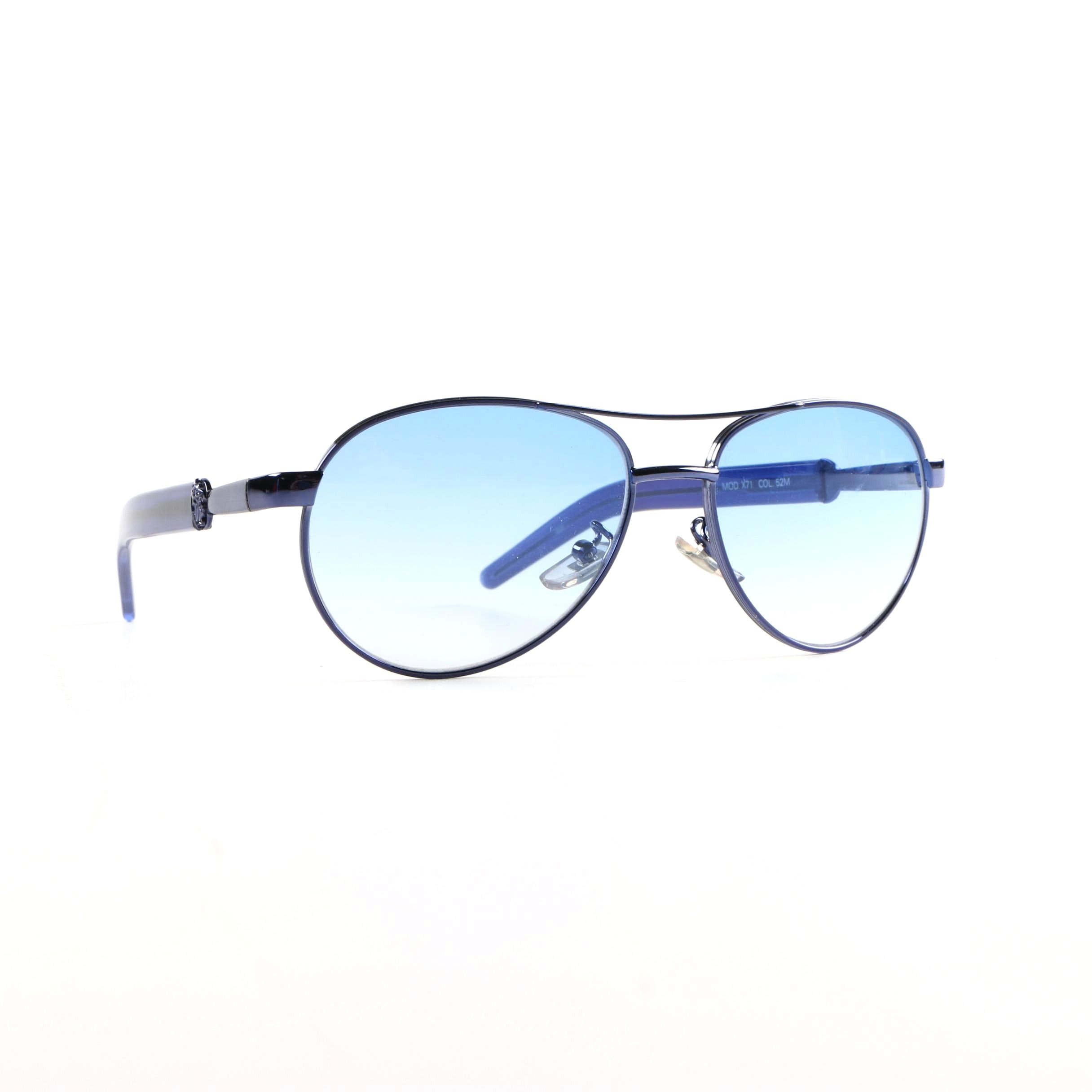 Gianni Versace Aviator Sunglasses