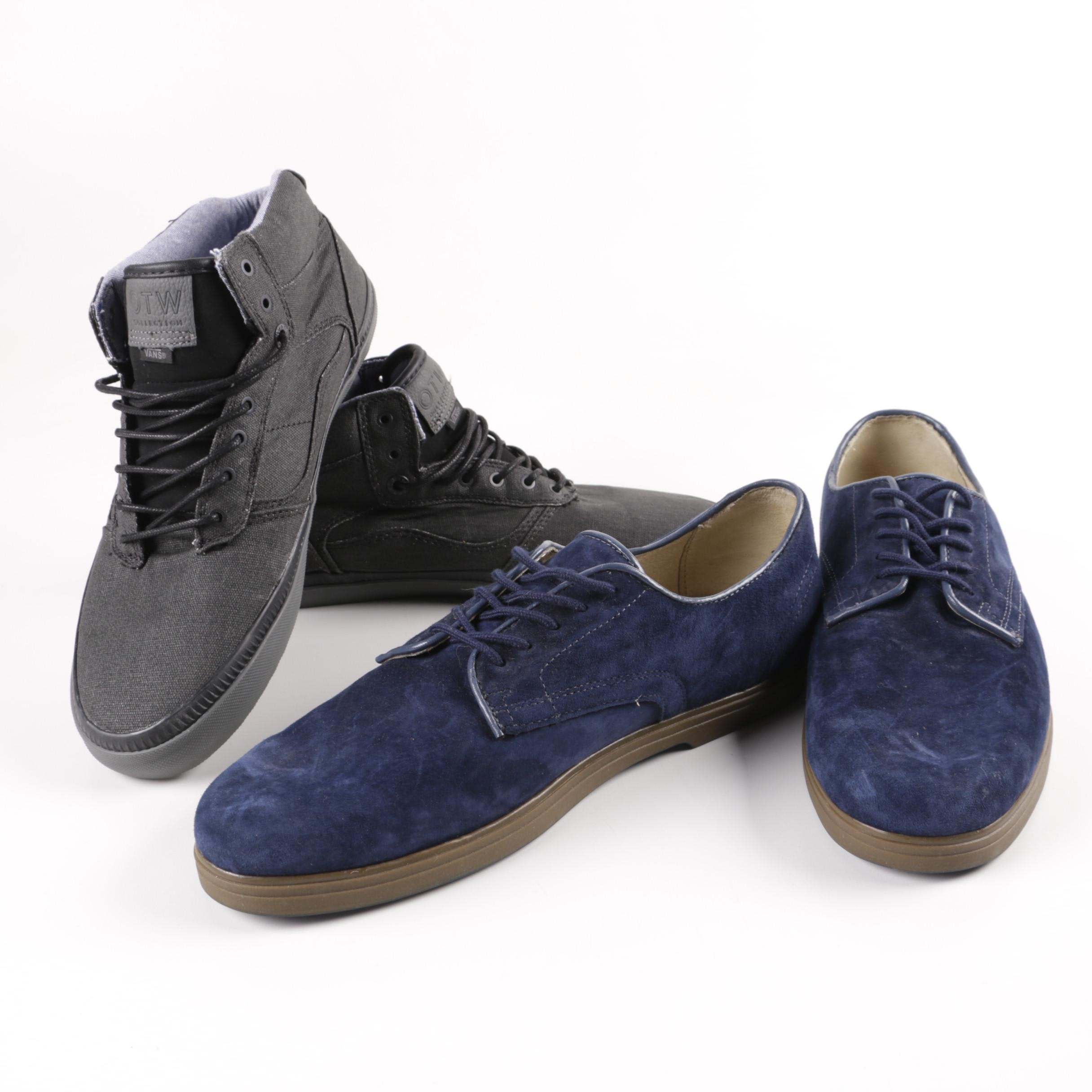 "Vans OTW ""Pritchard"" and ""Alomar"" Skate Shoes"