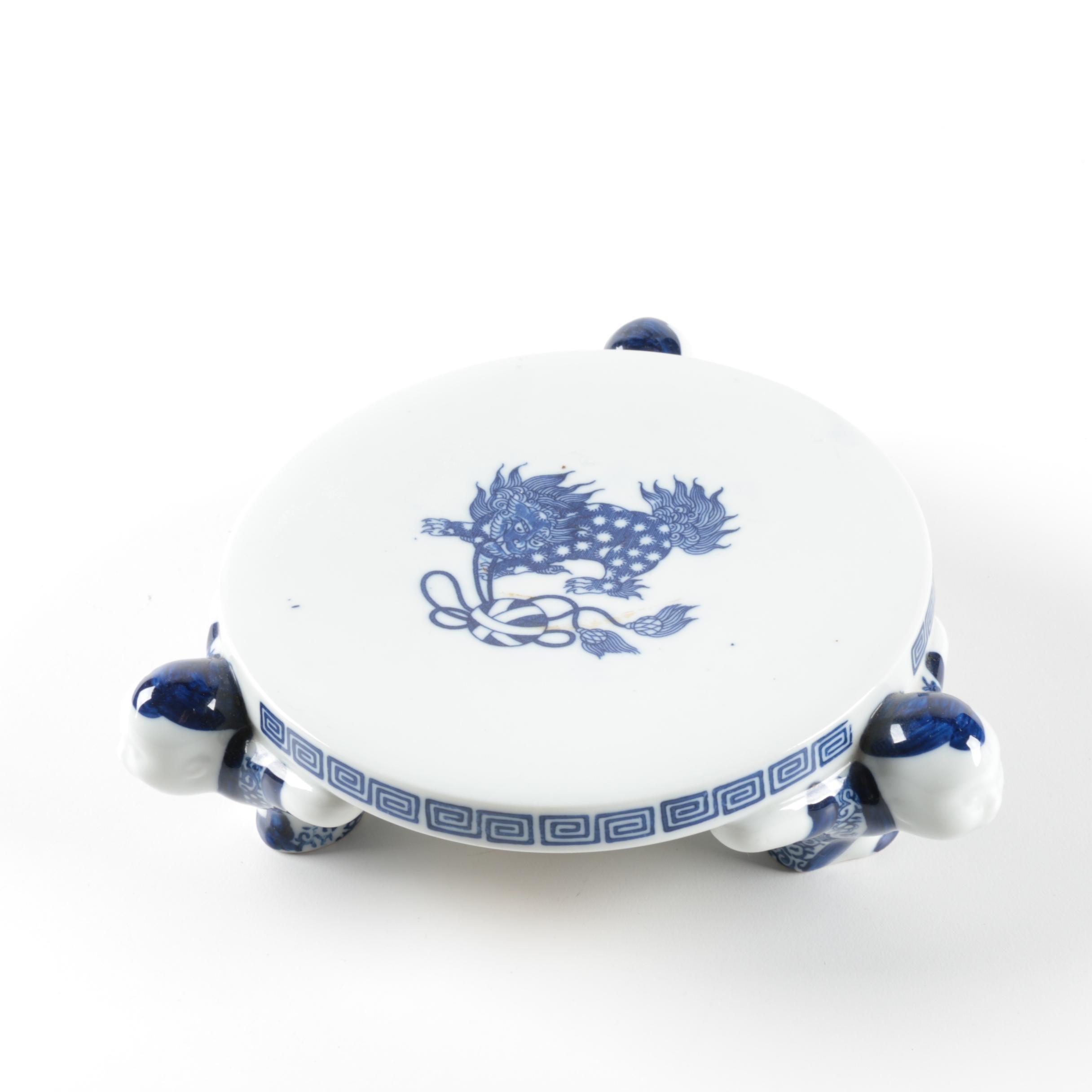 Takahashi Figural Ceramic Stand