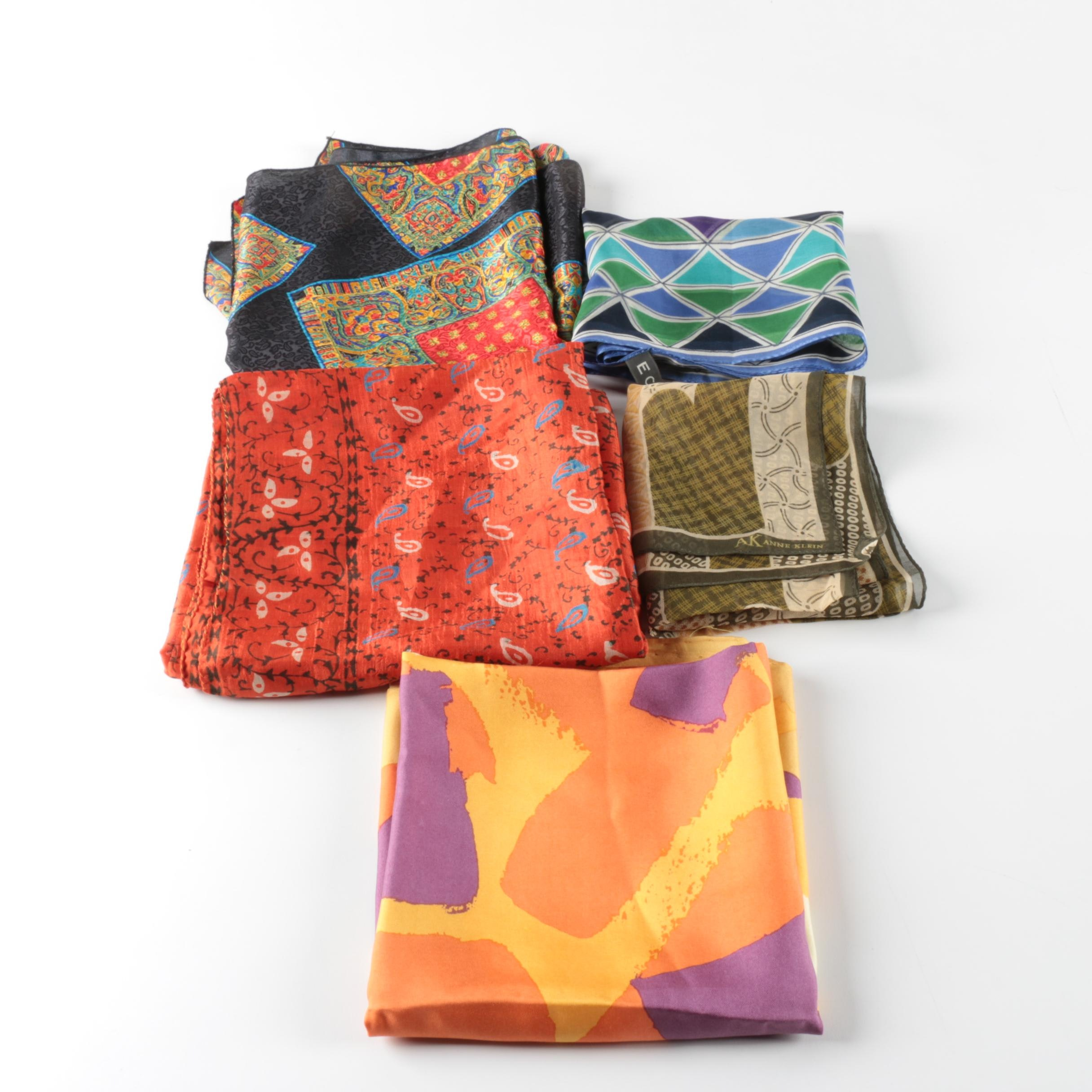 Designer Scarves, Including Echo and Royal Academy of Arts