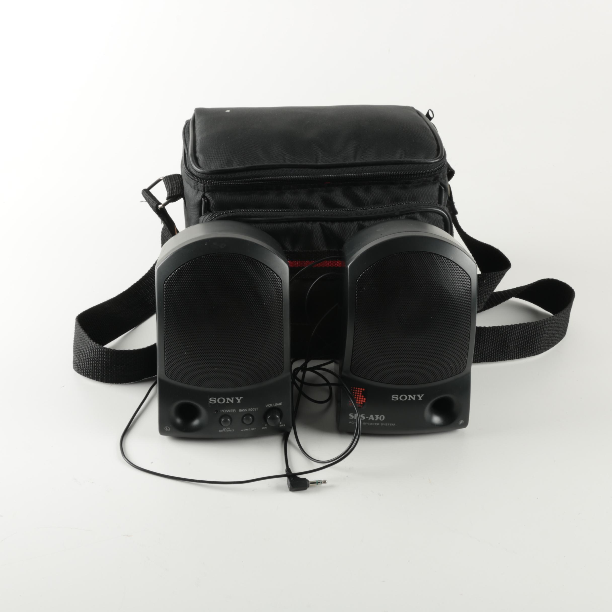 Sony SRS-A30 Active Speaker System