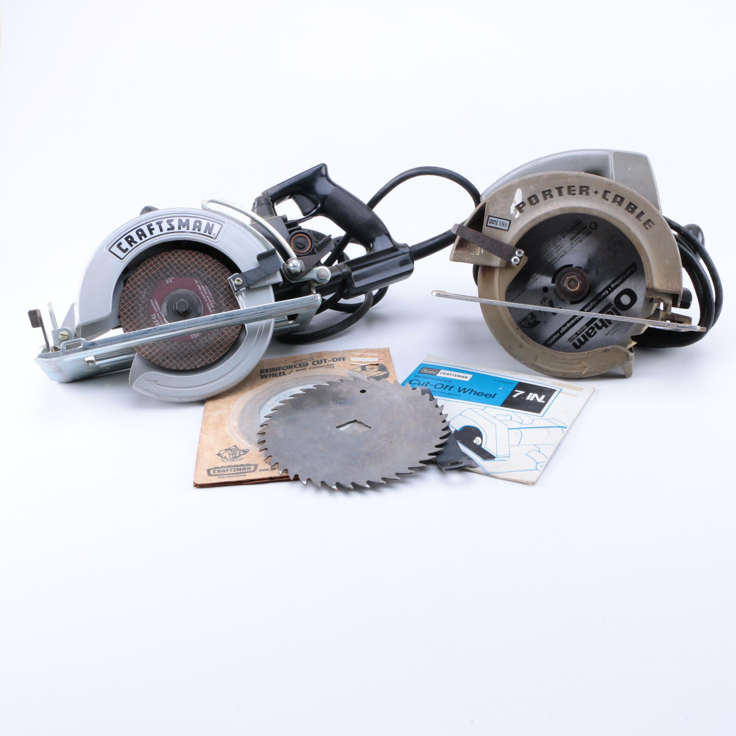 Rotary Saws and Blades