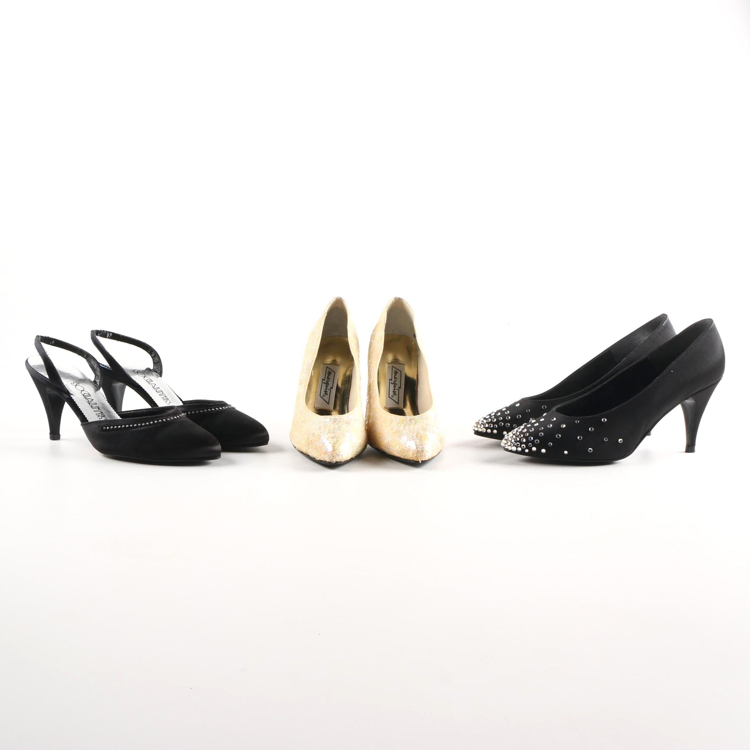 Assortment of  Heels