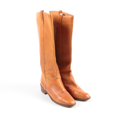 Brazilian Made Leather Boots