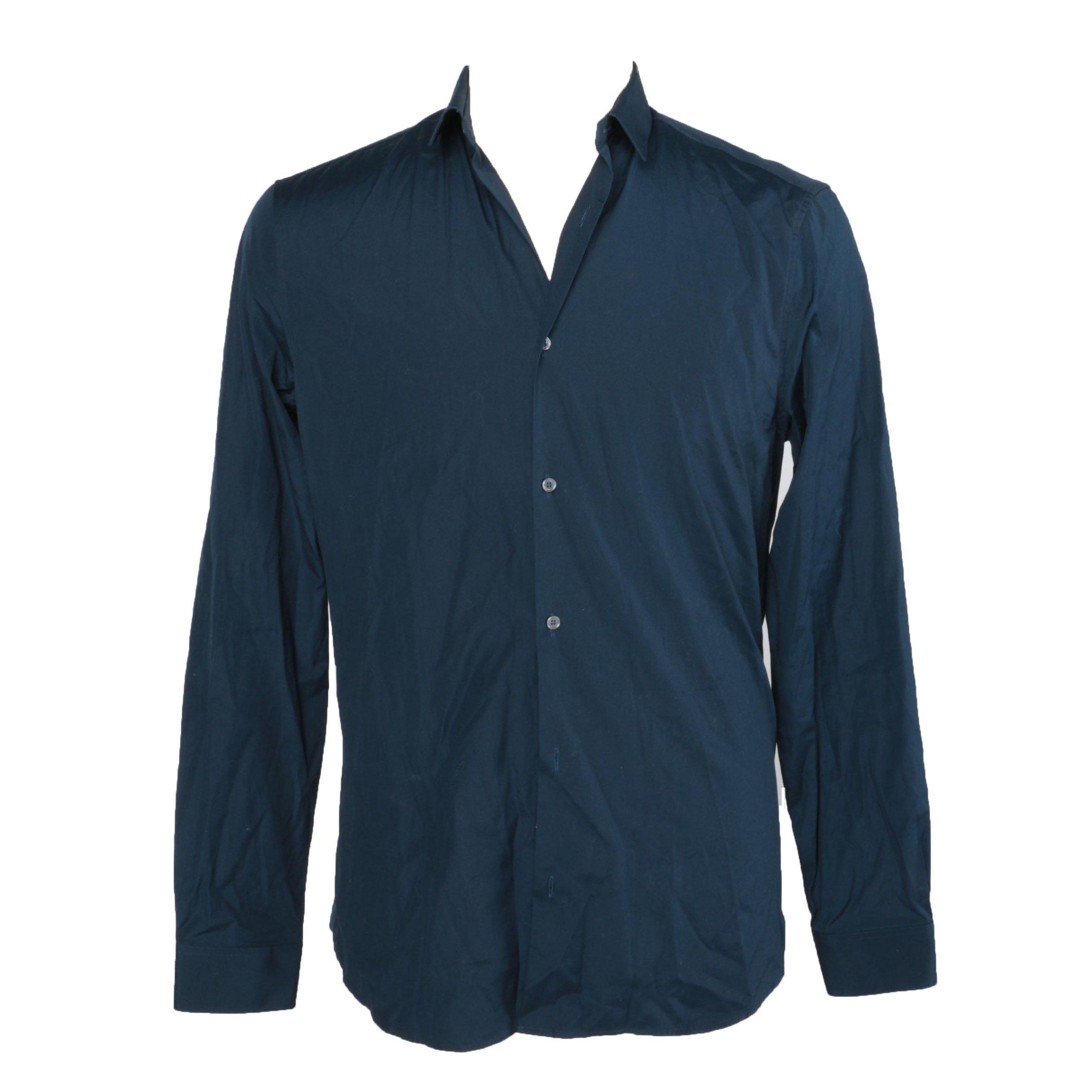 Burberry Men's Button Down Shirt