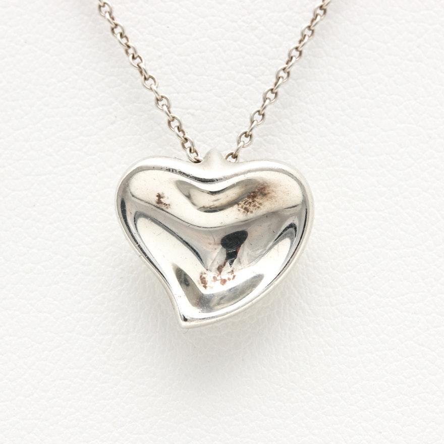 26f61a028 Tiffany & Co. Elsa Peretti Sterling Silver
