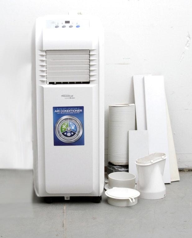 Potable Soleus Air AC Unit