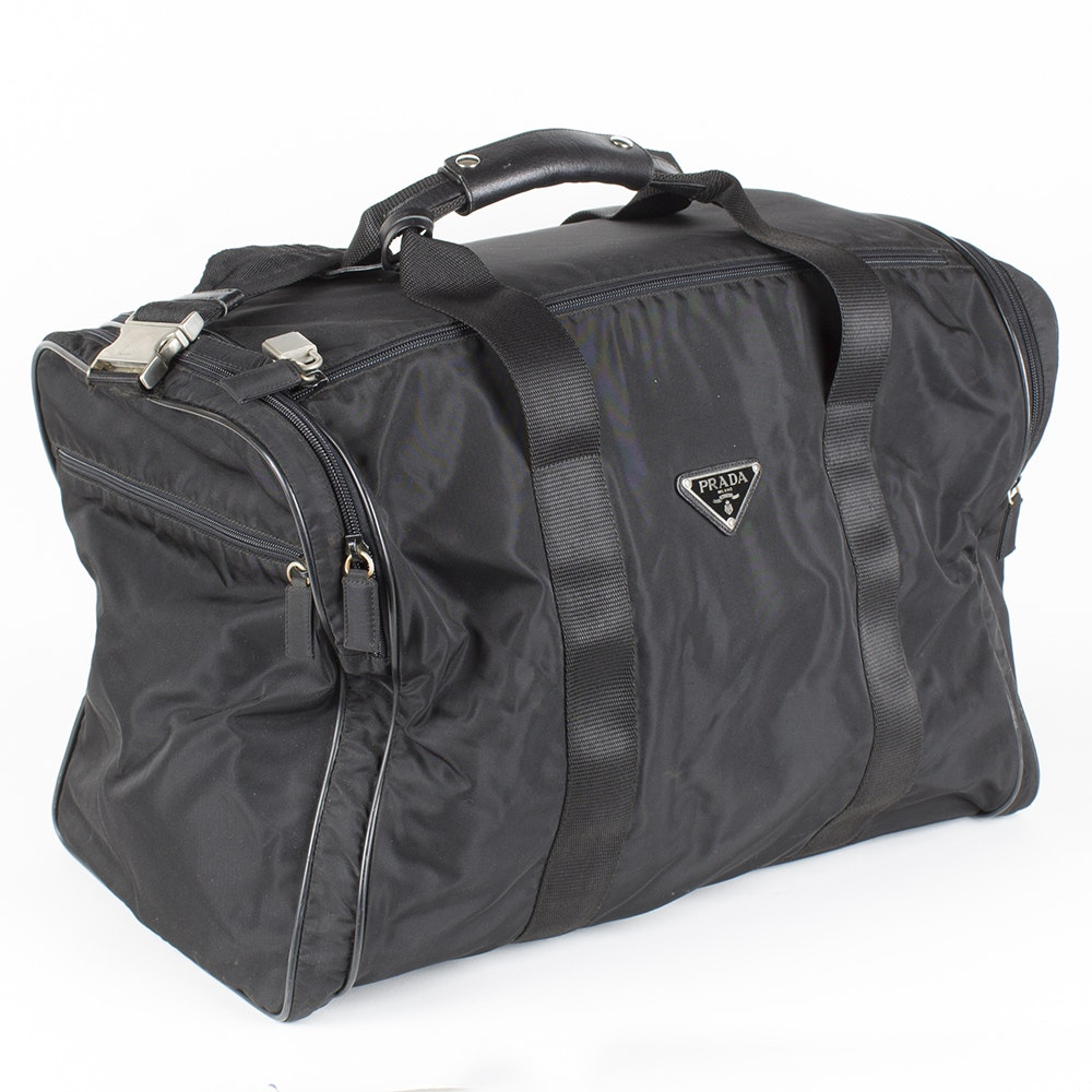 Prada Travel Bag
