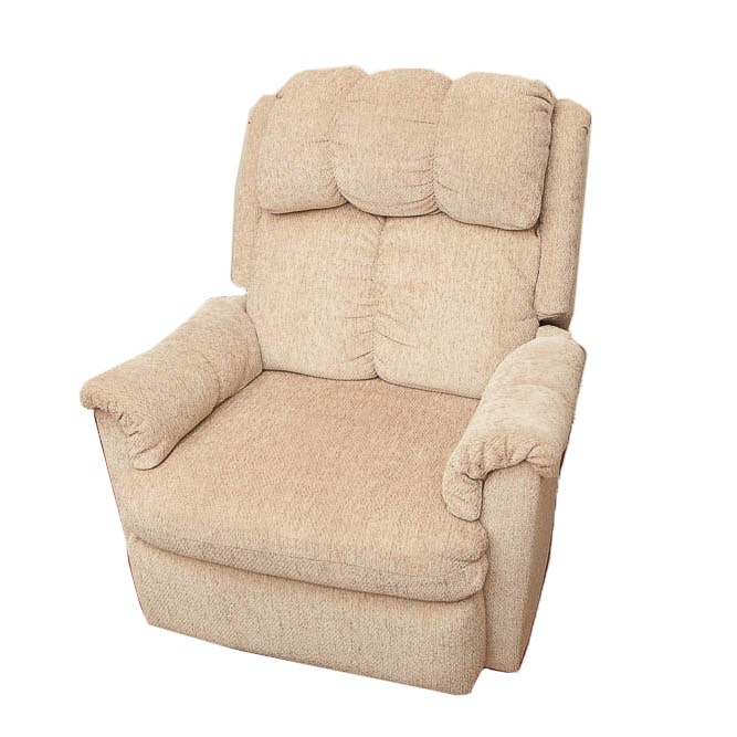 Upholstered Recliner Chair