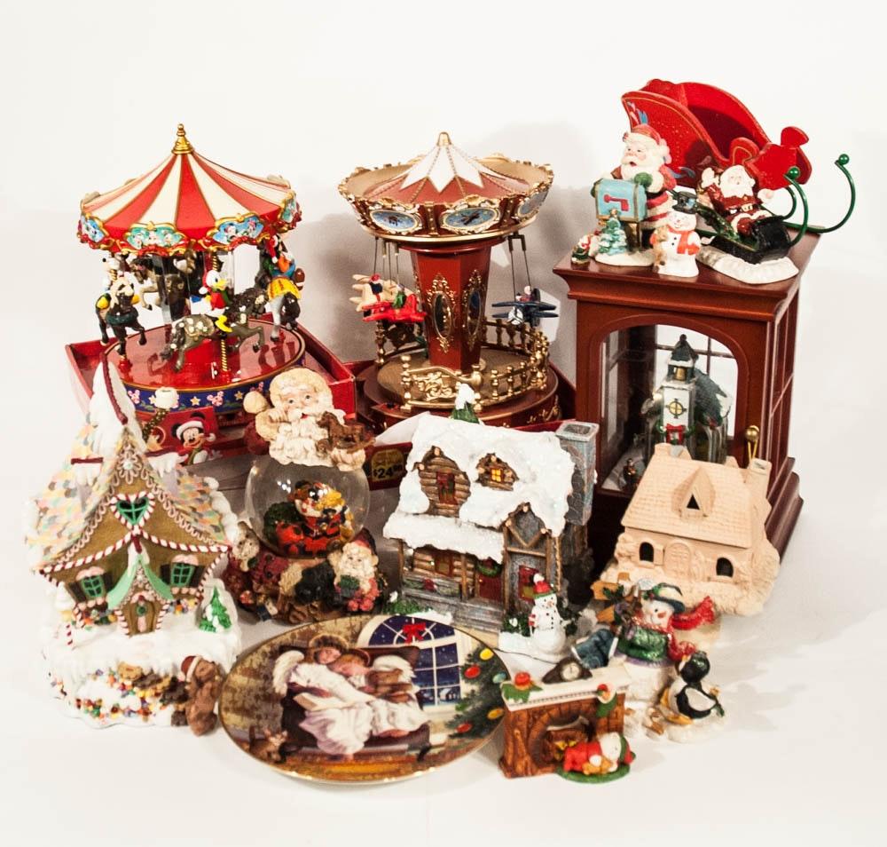 Christmas Novelty Decor Assortment
