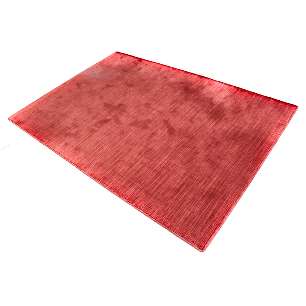 Hand Knotted Gabbeh Style Rug