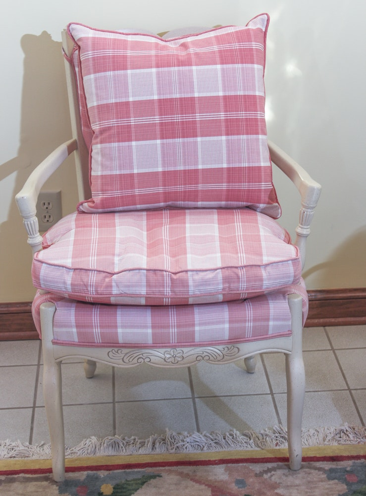Pearson French Provincial Style Armchair