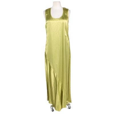 DKNY Green Dress
