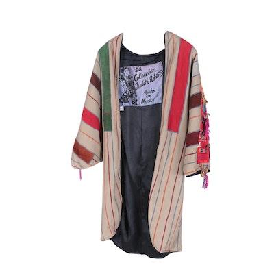 Vintage La Coleccion Judith Roberts Ethnic Inspired Jacket