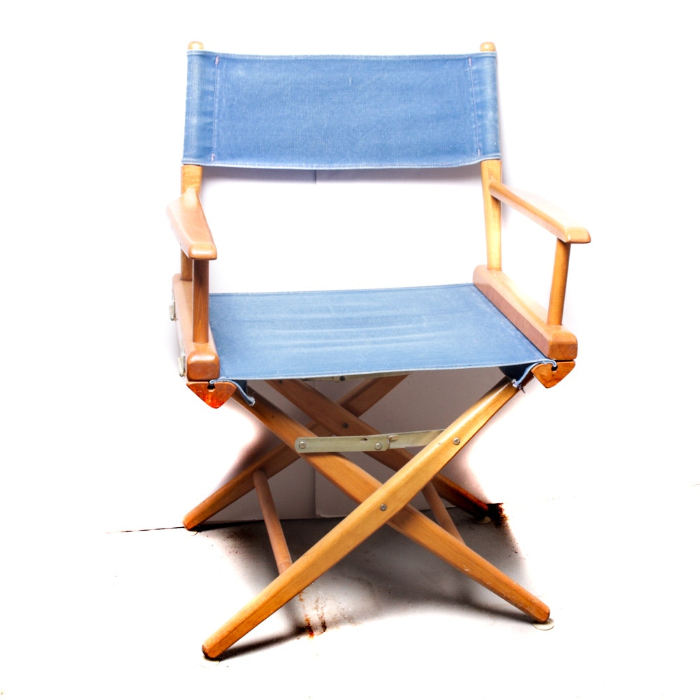Vintage Director's Chair